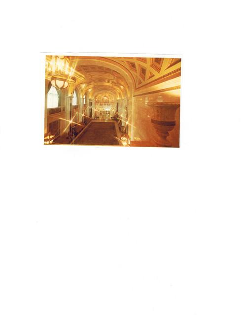 Hershey Theatre - Grand Lobby