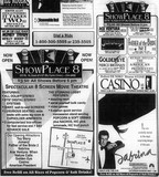 December 15th, 1995 grand opening ad