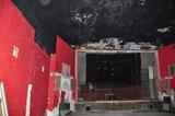 Schine's Massena theater building, auditorium area circa 2013