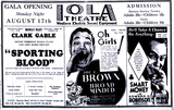 Iola Cinema 1 & 2