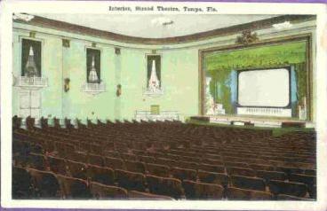 Strand Theatre Interior 1920s
