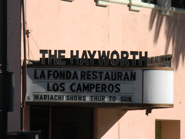 Hayworth Theatre