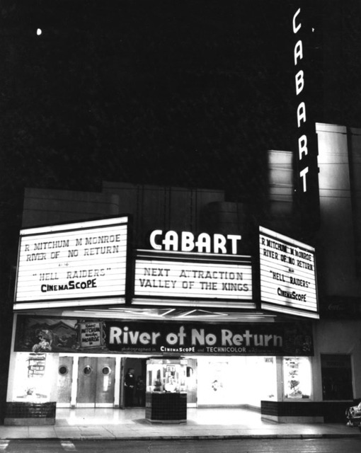 Cabart Theatre exterior