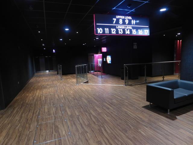 Screen Corridors