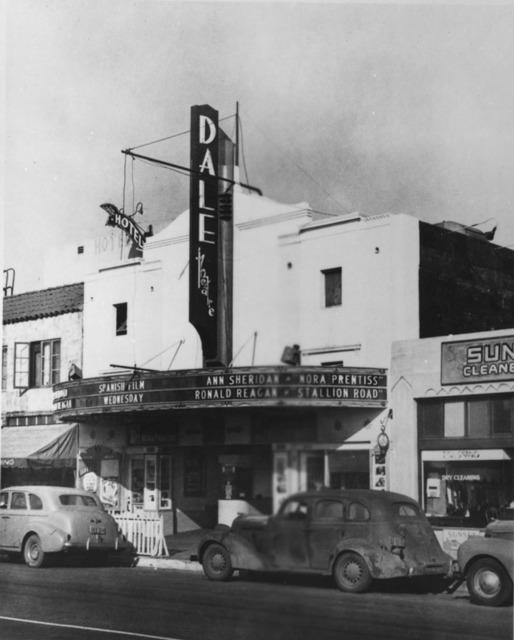 Dale Theatre exterior