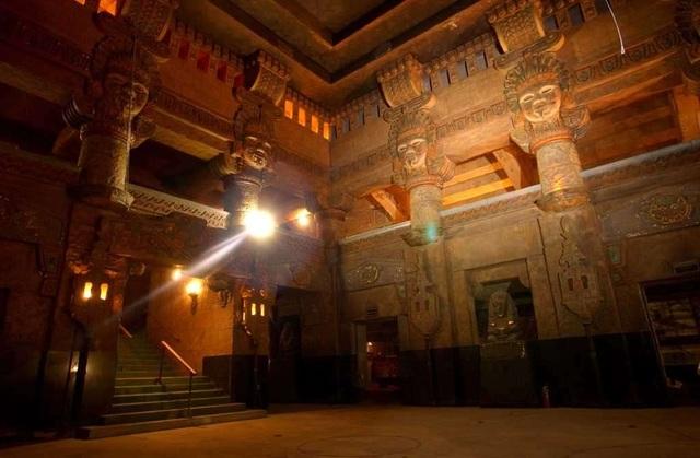 Aztec Theatre In San Antonio Tx Cinema Treasures
