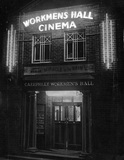Workmen's Hall Cinema