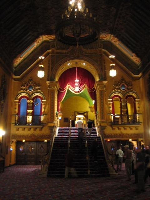 Akron Civic Theatre -  - Grand Lobby