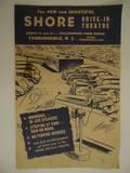 Shore drive-in flyer