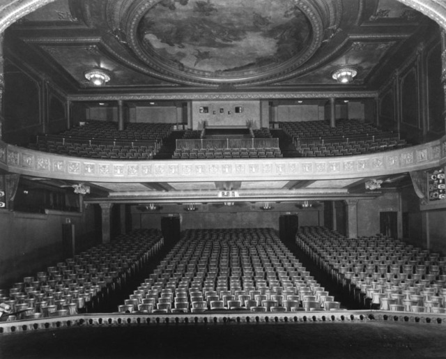 State Theatre auditorium