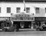 Fox Pasadena Theatre exterior