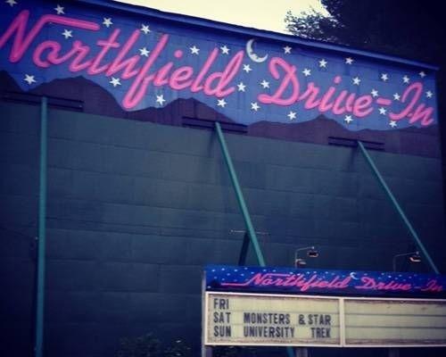 northfield drivein in hinsdale nh cinema treasures