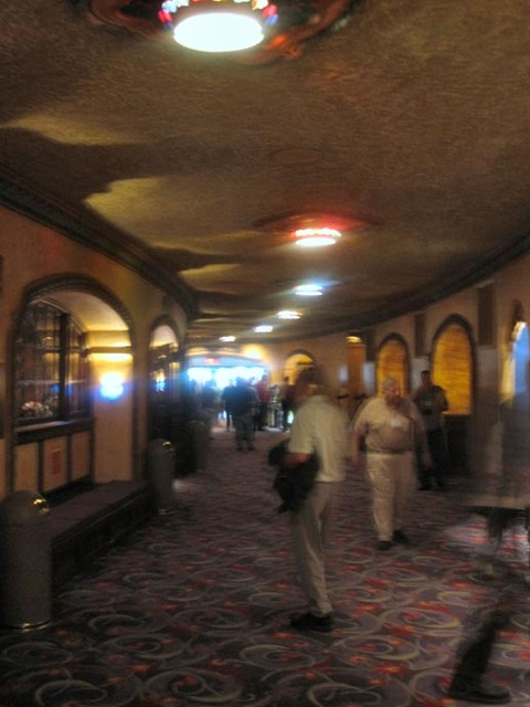 Akron Civic Theatre -  - Inner Foyer