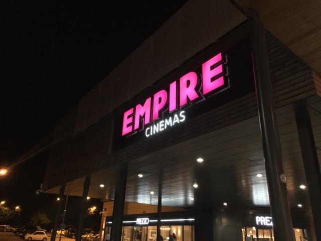 Empire Exterior