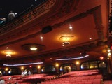 Akron Civic Theatre -  - Balcony Soffit & Orchestra Seats