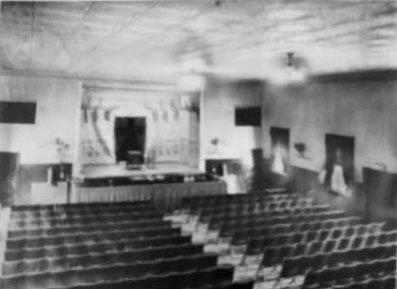 CASINO Theatre; Ware, Massachusetts.