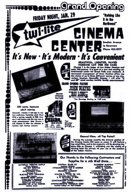 Twi-Lite Cinema Center
