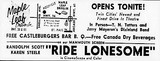 July 29th, 1959 grand opening ad in the photo section.