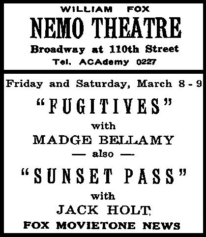 MARCH 8, 1929
