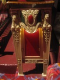Akron Civic Theatre - Seat End detail