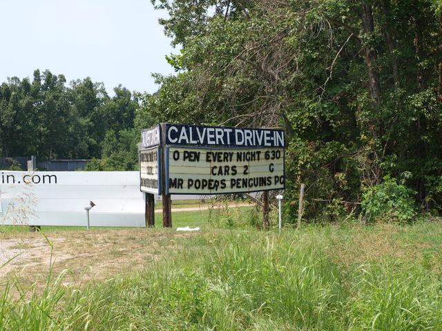 Calvert Drive-In