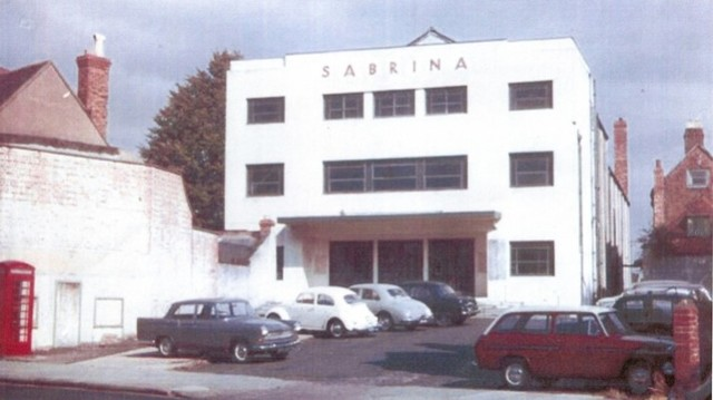 Sabrina Cinema Tewkesbury