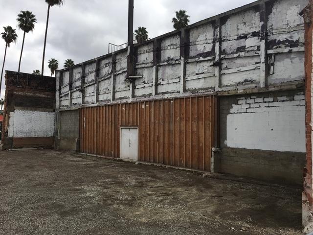 After Demolition Rear