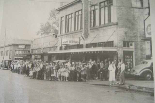 Historic photo of Paramount
