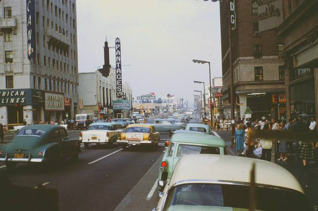 1960 photo courtesy of the AmeriCar The Beautiful Facebook page.