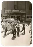 1955 photo courtesy of Carol Venable-Poehler.