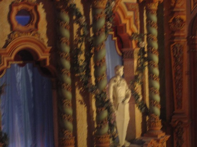 Akron Civic Theatre - Auditorium Sidewall