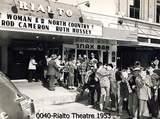 Rialto Theatre  420 W. Chickasha Avenue, Chickasha, OK...1953.