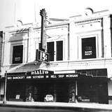 Rialto Theatre  420 W. Chickasha Avenue, Chickasha, OK.