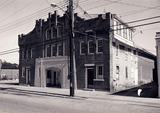 Shore Theatre (Former Armory Building) Milford Delaware