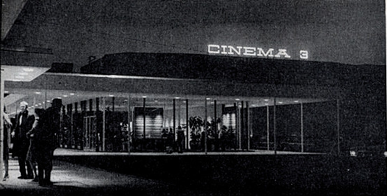 Redstone Cinemas 3 Complex (1967)  (A D-150 House)