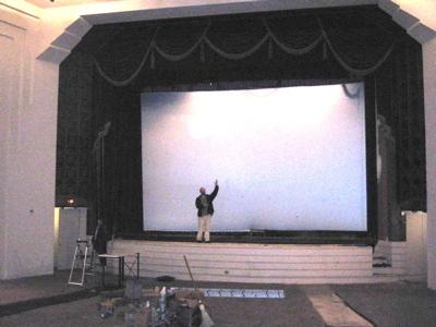 El Rey stage 2010