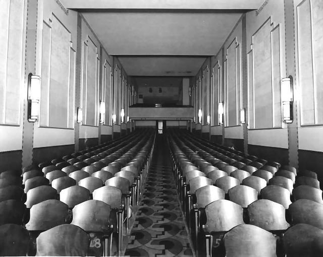 Ritz Theatre  307 W. Chickasha Avenue, Chickasha...1939.