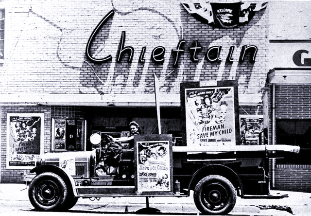 Chieftain Theater
