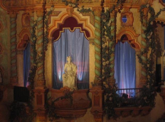 Akron Civic Theatre -  - Auditorium Detail