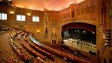Hershey Theatre Balcony
