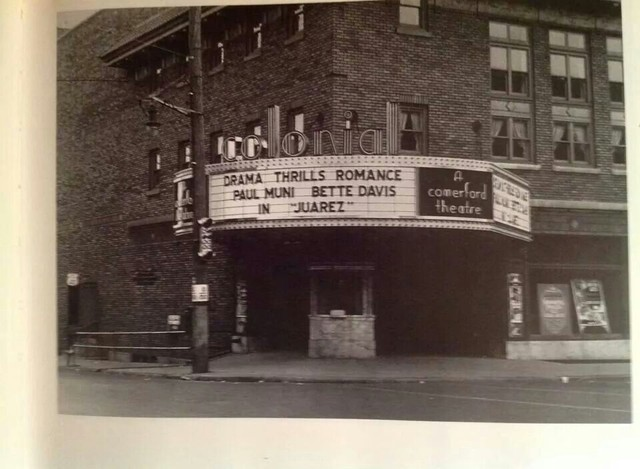 colonial theatre lebanon pa cinema treasures