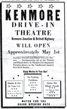 Kenmore Drive-In