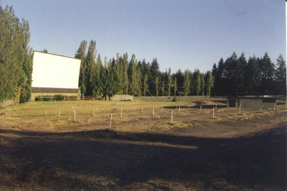 Field 1 and screen