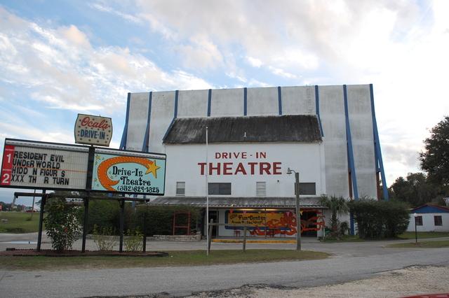 ocala drive in in ocala fl cinema treasures