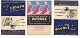 Rivoli Theatre Matchbook