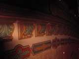 Akron Civic Theatre - wall moldings