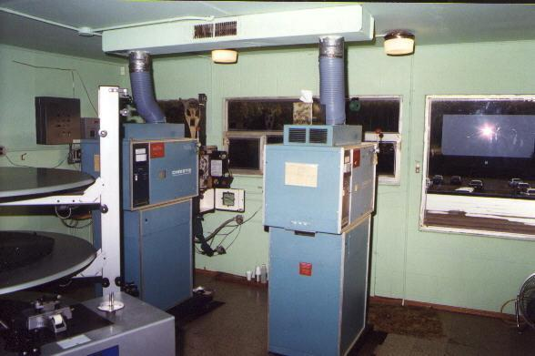 Booth in 1997