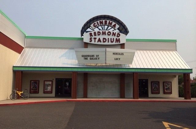 Redmond Stadium Cinema