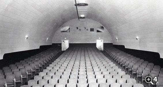 ROXY Theatre; Coleman, Alberta, Canada.