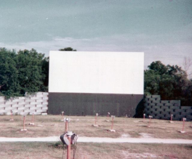 South screen